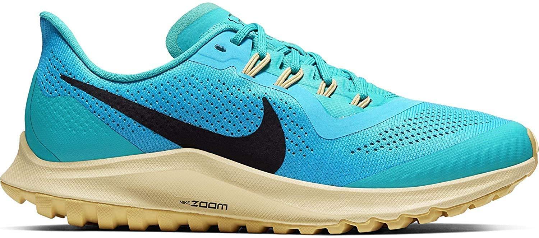 Nike Women's Trail Running Shoe Lt Orewood BRN Black Pink Blast ys/m