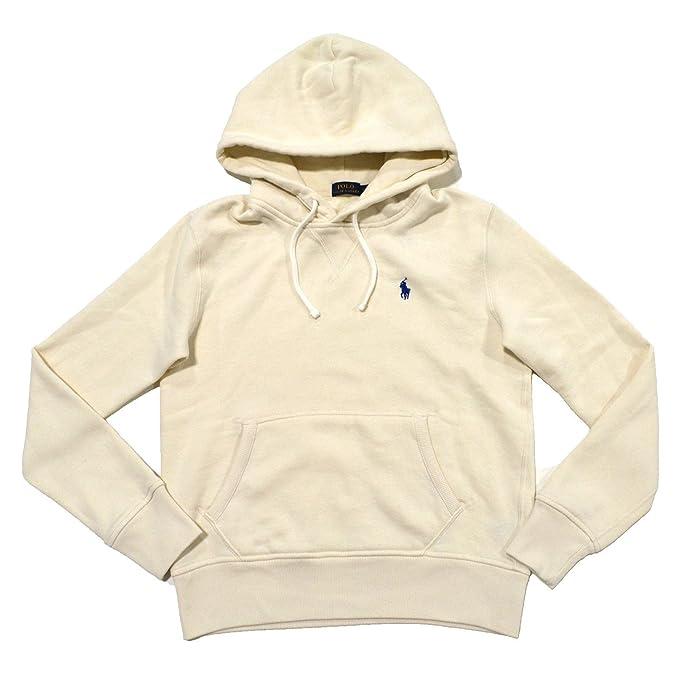 0532b0d227c5 Polo Ralph Lauren Womens Fleece Pullover Hoodie Sweatshirt (L ...