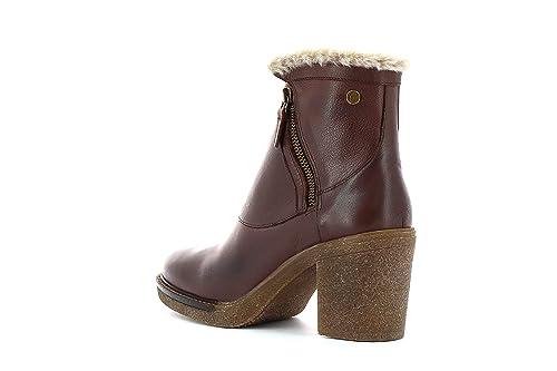 Y Zapatos es Piel 065868 Carmela De Amazon Mujer Mujer Complementos Botín  xawqn6Ug 32e4e3a64ad2