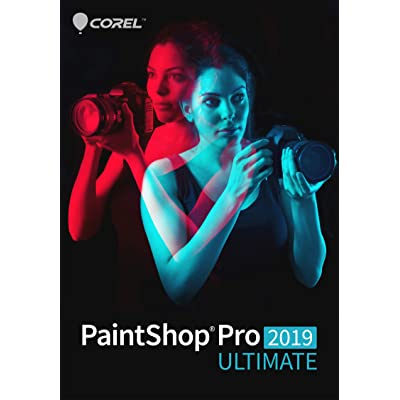 PaintShop Pro 2019   Ultimate   PC   Código de activación PC enviado por email