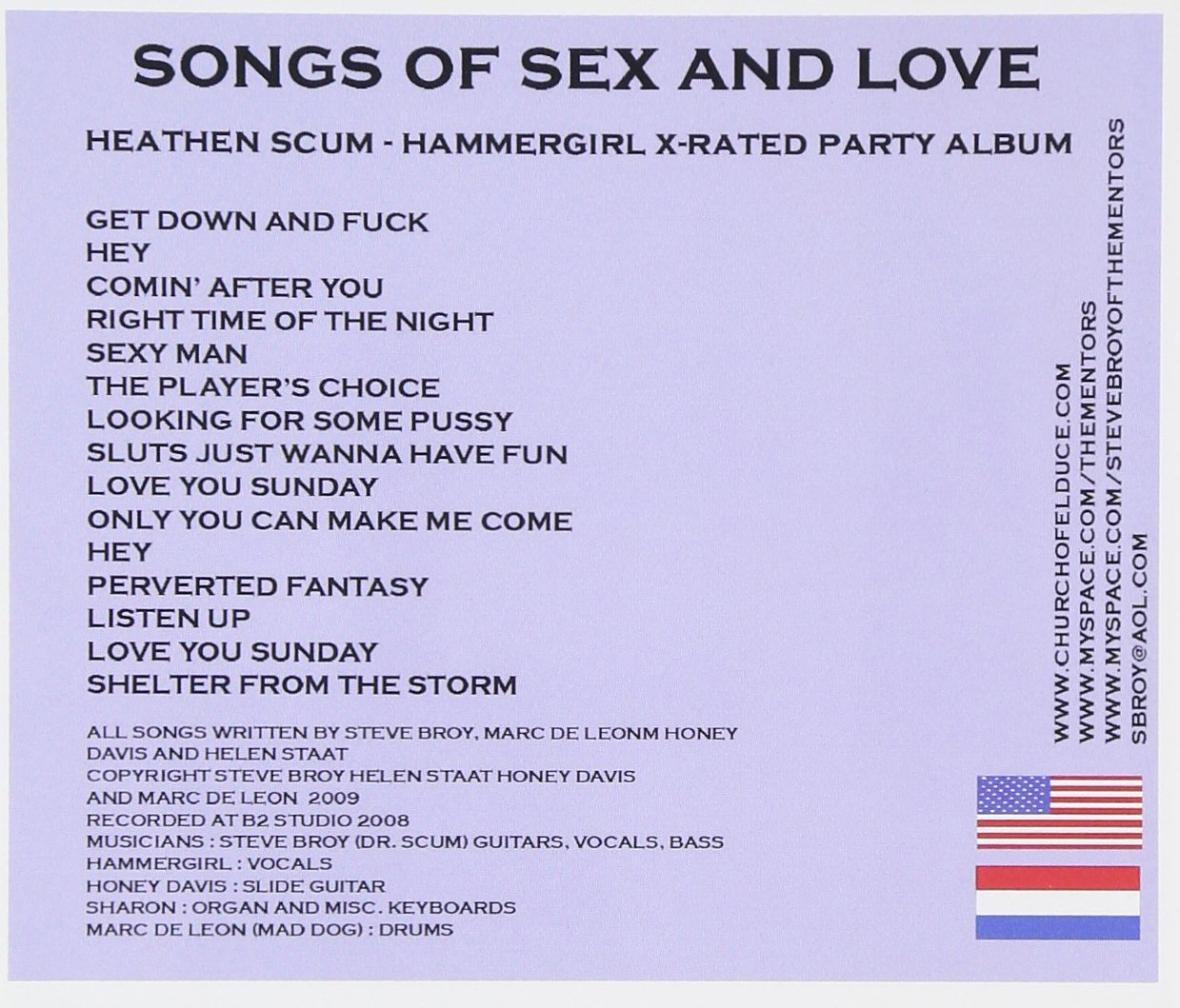 Songs that make you wanna have sex