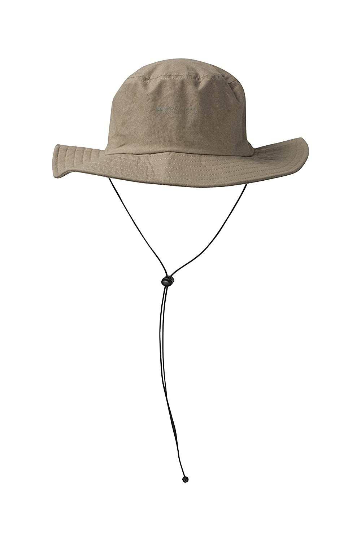 2a2a5bbfeefe7 Mountain Warehouse Australian Brim Sombrero australiano del borde - 100%  casquillo del vaquero del algodón
