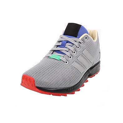 Adidas Zx Flux Solid Grey