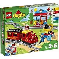 LEGO 乐高  拼插类 玩具  DUPLO 得宝系列 智能蒸汽火车 10874 2-5岁 婴幼