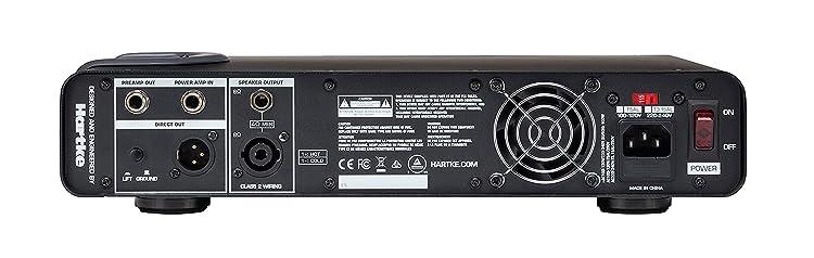 HARTKE TX600:リアパネル