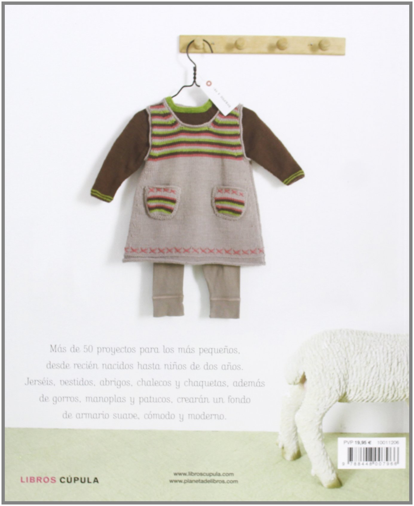 Tricot para bebés: Más de 50 patrones para los más pequeños Hobbies ...