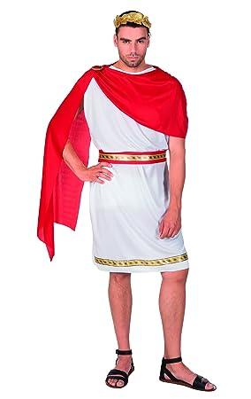 César romano para hombre vestido de lujo del líder griego histórico Semana del Libro adultos del