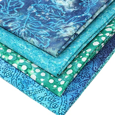 Fabric Freedom Camping 100/% Cotton Fabric FQ Crafting Quilting Patchwork Blue