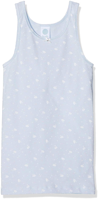 Sanetta Girls Shirt W//O Sleeves Allover Vest