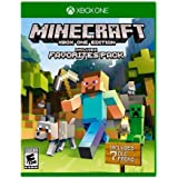 Game Minecraft: Edição Favorite Packs - Xbox One