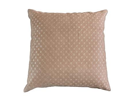 Amazon.com: La almohada galería contemporáneo Mocha ...