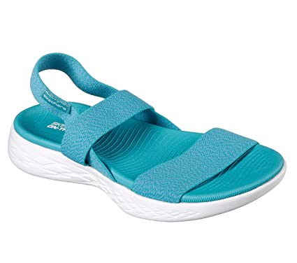 Women's On the Go 600 Ideal Heathered Ankle Wrap Sandal