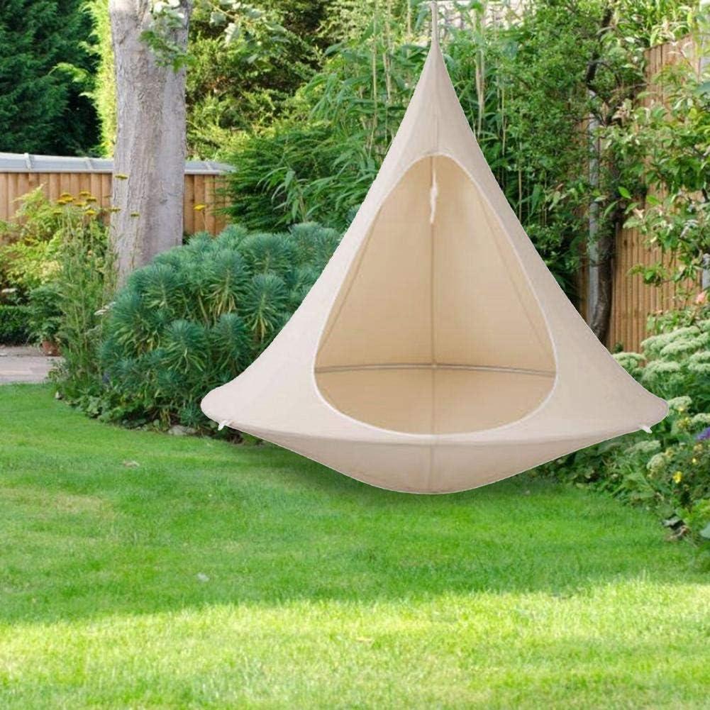 Hanging Tree Tent Kids Pod Swing Seat Hammock Swing Chair Waterproof Suit for Adult and Kids Indoor Outdoor Keyeep Hammock Max Capacity