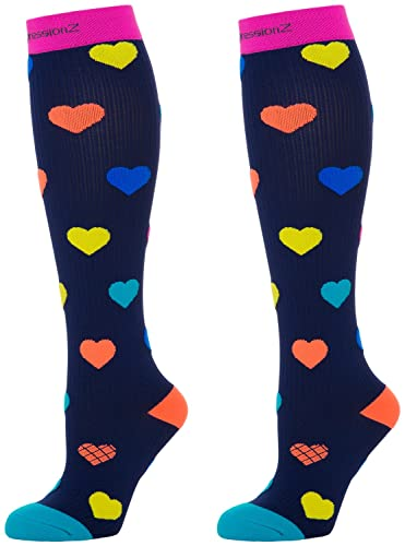 Fun Compression Socks Circulation for Running