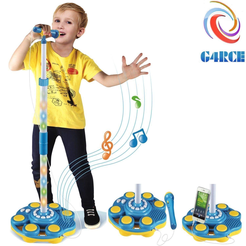 Children Girls Boys Microphone Mic Karaoke Singing Kids Music Toy Birthday Xmas Gifts Fast UK Shipping Generic