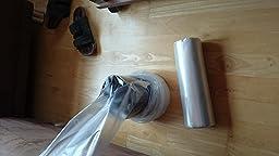 200m nachf llfolie f r sangenic windeltwister tommee tippee angelcare und litter locker. Black Bedroom Furniture Sets. Home Design Ideas