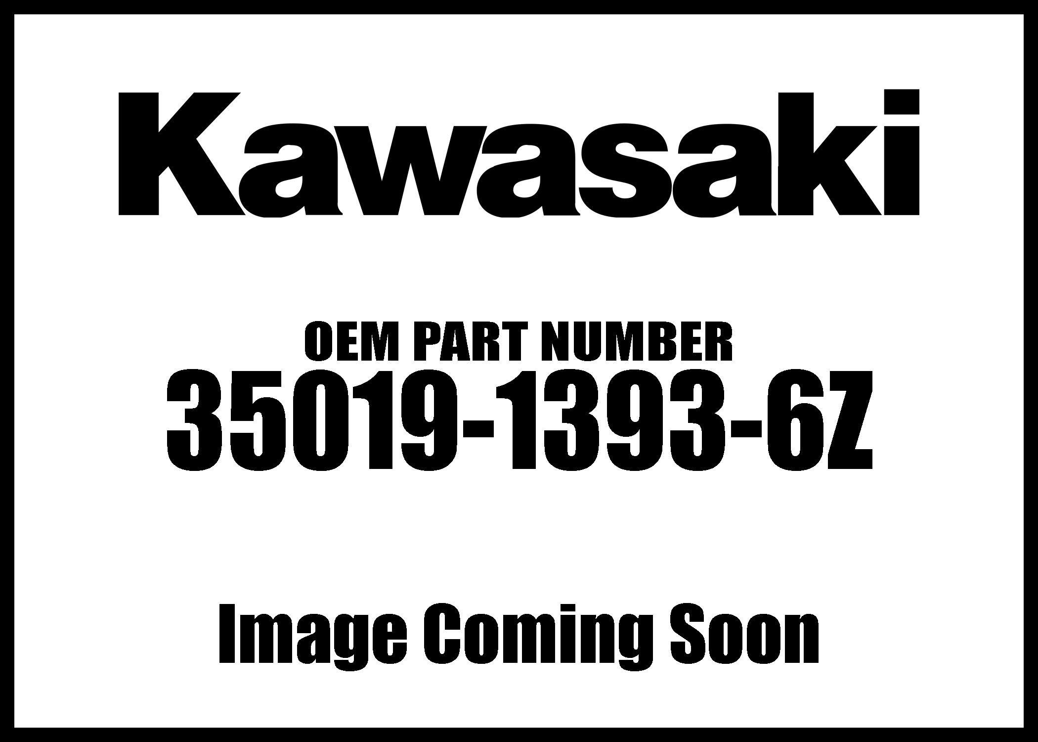 Kawasaki 02-06 Prairie Flap Rr Fr Lh F.Black 35019-1393-6Z New OEM