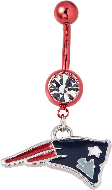 Siskiyou NFL Navel Ring