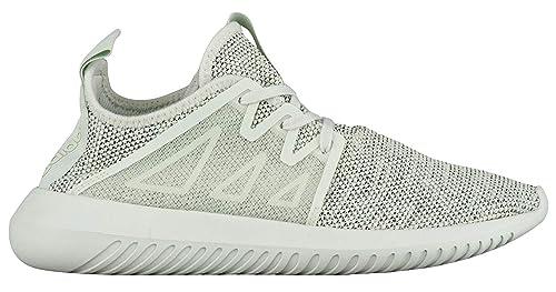 479b01cd Adidas Originals Women's Tubular VIRAL2 W Sneaker, Linen Green/Linen  Green/Linen Green