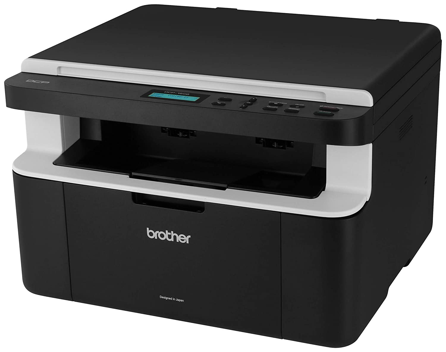 Brother DCP-1602 Multifuncional Laser 21 ppm 2400 x 600 dpi ...