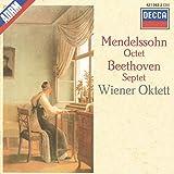 Mendelssohn : Octuor pour cordes op. 20 - Beethoven : Septuor pour cordes et vents op. 20