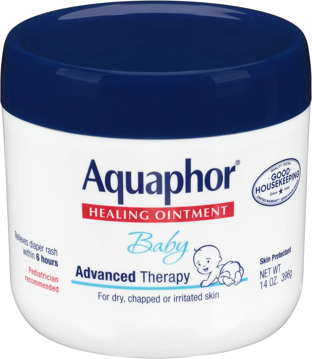 Aquaphor Baby Healing Ointment for baby essentials first 3 months