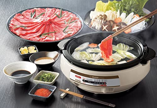 Zojirushi America Corporation Gourmet d'Expert Electric Skillet
