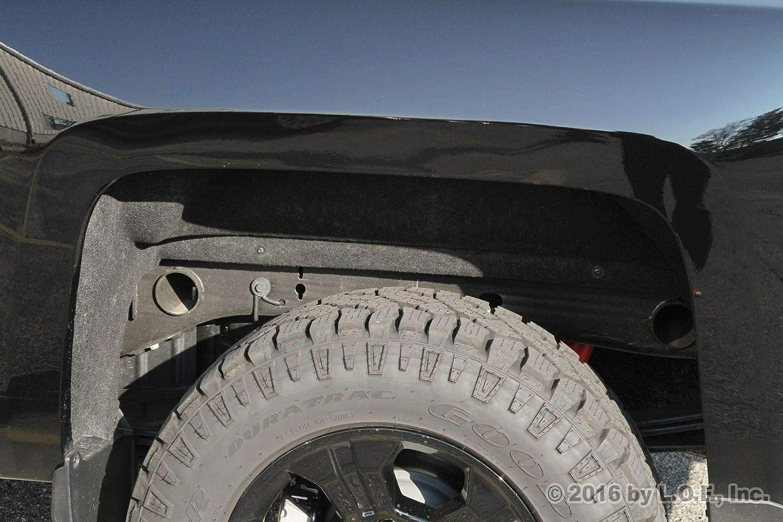 Wheel Well Frame Tube Hole Plug 4 Rear Fits 1999-2017 Chevy Silverado GMC Sierra 1500