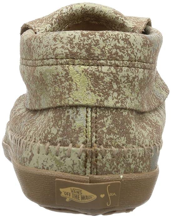 2f277e0207 Vans Womens W MOHIKAN (SEEA) ORO Moccasins Brown Braun ((Seea) oro) Size   37  Amazon.co.uk  Shoes   Bags