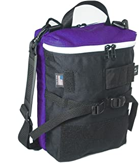 product image for Tough Traveler T-Com Laptop/Netbook Backpack - Made in USA (Purple/Black)