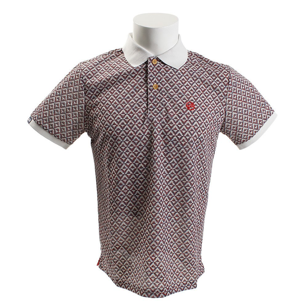 ポロシャツ メンズ ロサーセン ROSASEN 2018 春夏 ゴルフウェア LL(52) レッド(063) 044-27443   B07CBZ1XY8
