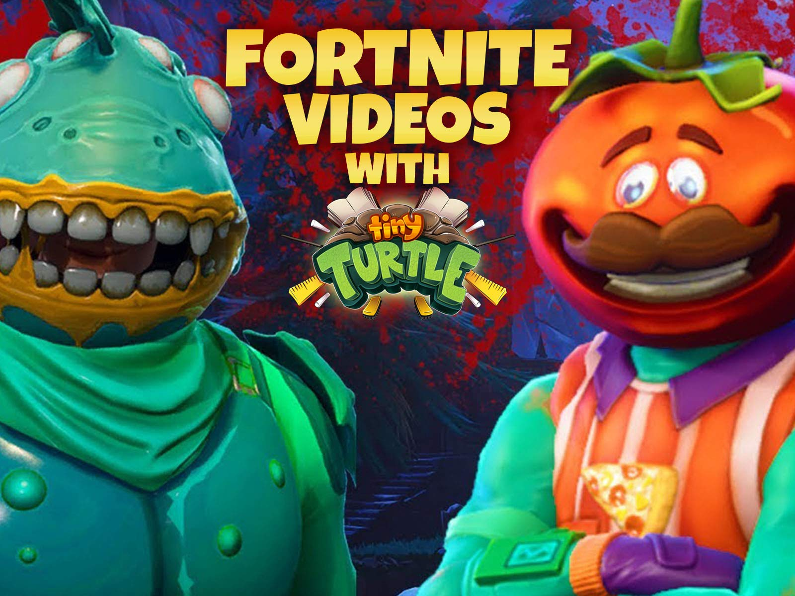 Amazon Co Uk Watch Clip Fortnite Videos With Tiny Turtle Prime Video