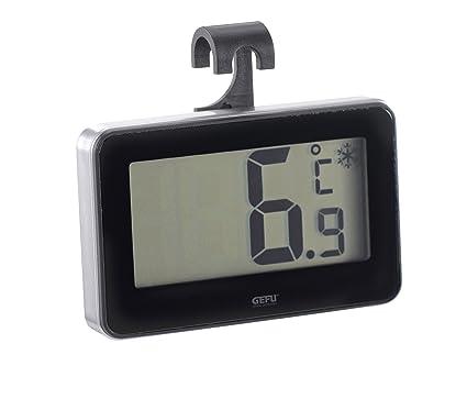Gefu 21860 - Termómetro digital para nevera
