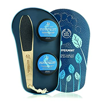 the body shop foot care