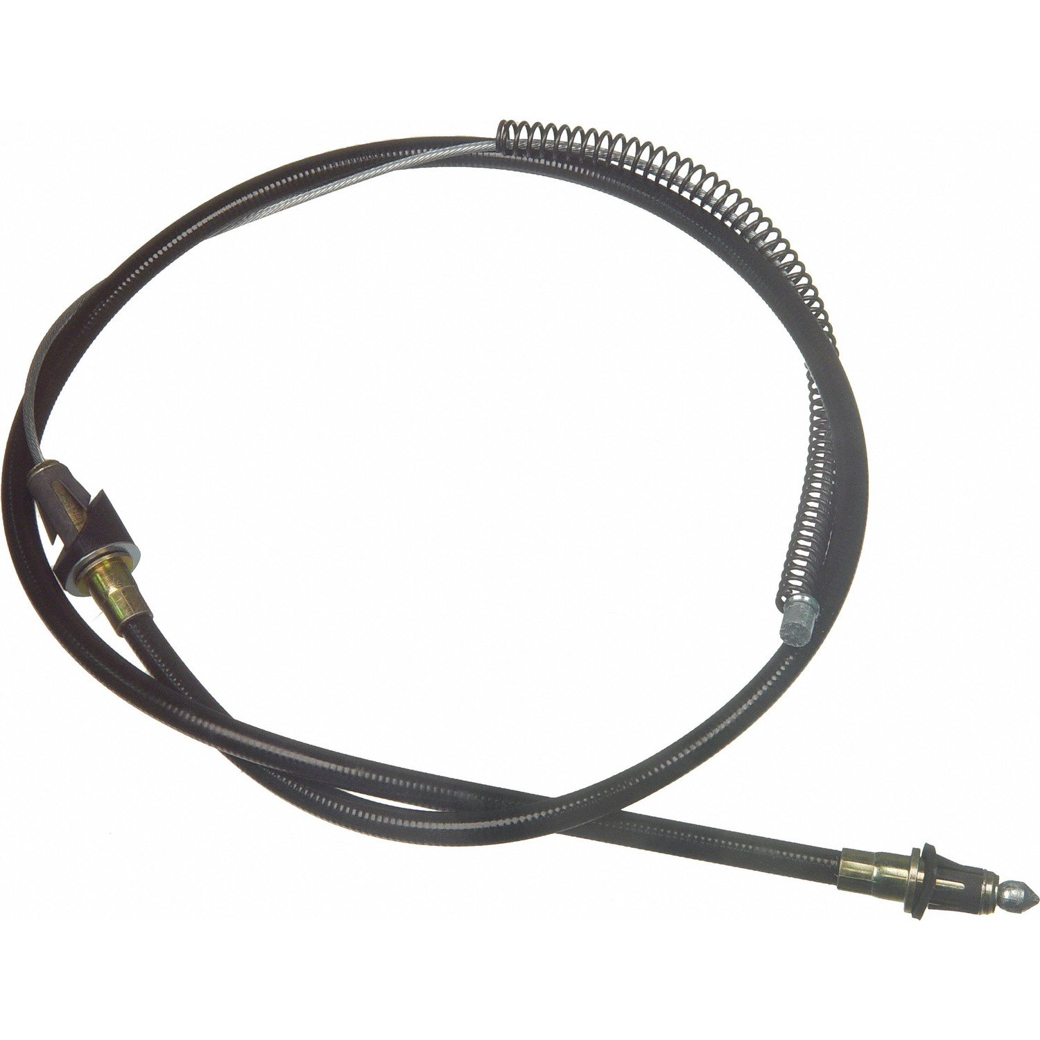 Wagner BC108580 Premium Brake Cable, Rear Left
