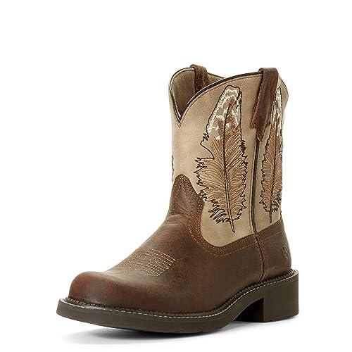 33447278f40 ARIAT Women's Western Cowboy Boot