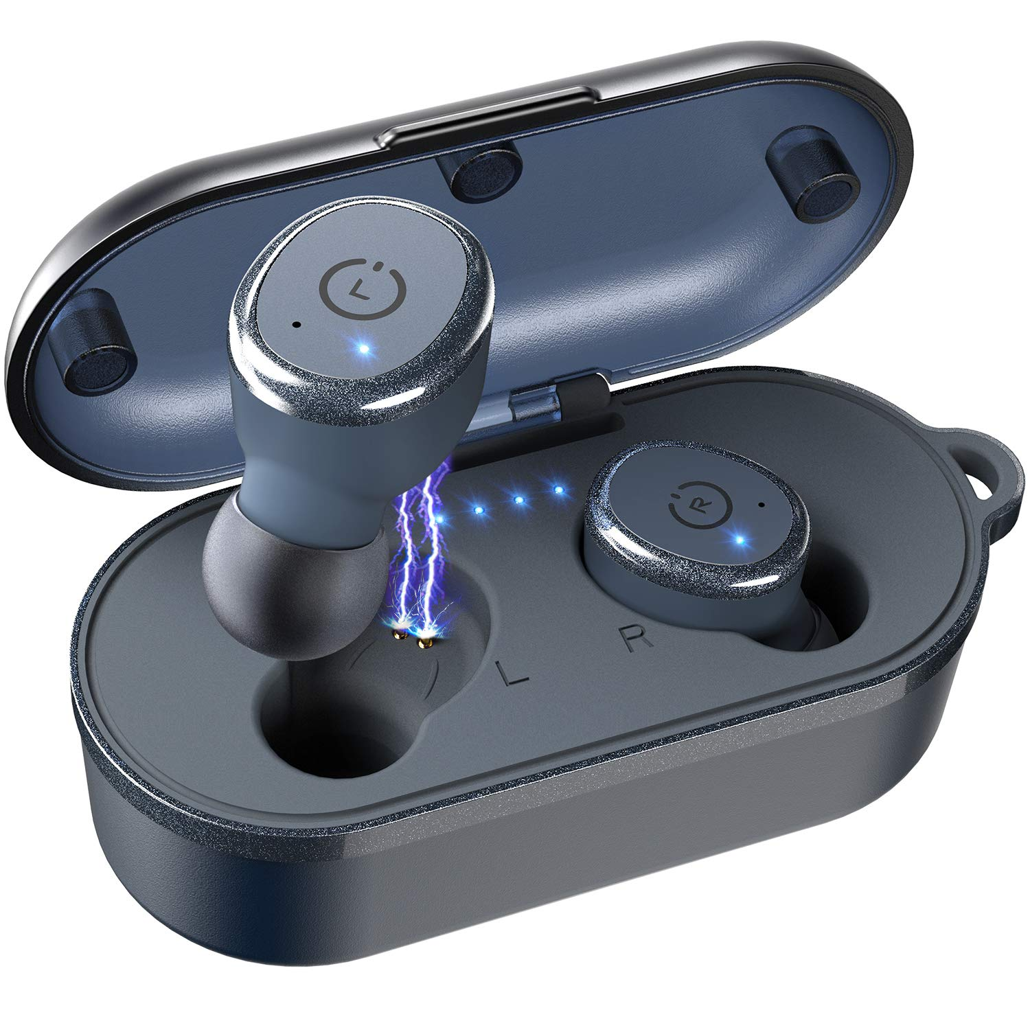 tozo-t10-bluetooth-50-wireless-earbuds-with-wireless-charging-case-ipx8-waterproof-tws-stereo-headphones-in-ear-built-in-mic-headset-premium-sound-with-deep-bass-for-sport-blue