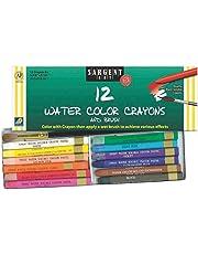 12 Ct Watercolour Crayon