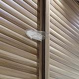 Sliding Door Locks For Baby Proofing Keyless Child