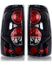 Amazon com: Tail Light Assemblies - Brake & Tail Light