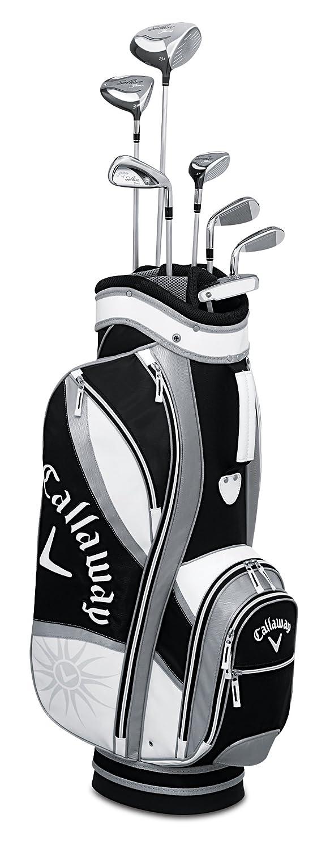 Callaway Women s Solaire Gems Amethyst Golf Club Complete Set 8-Piece