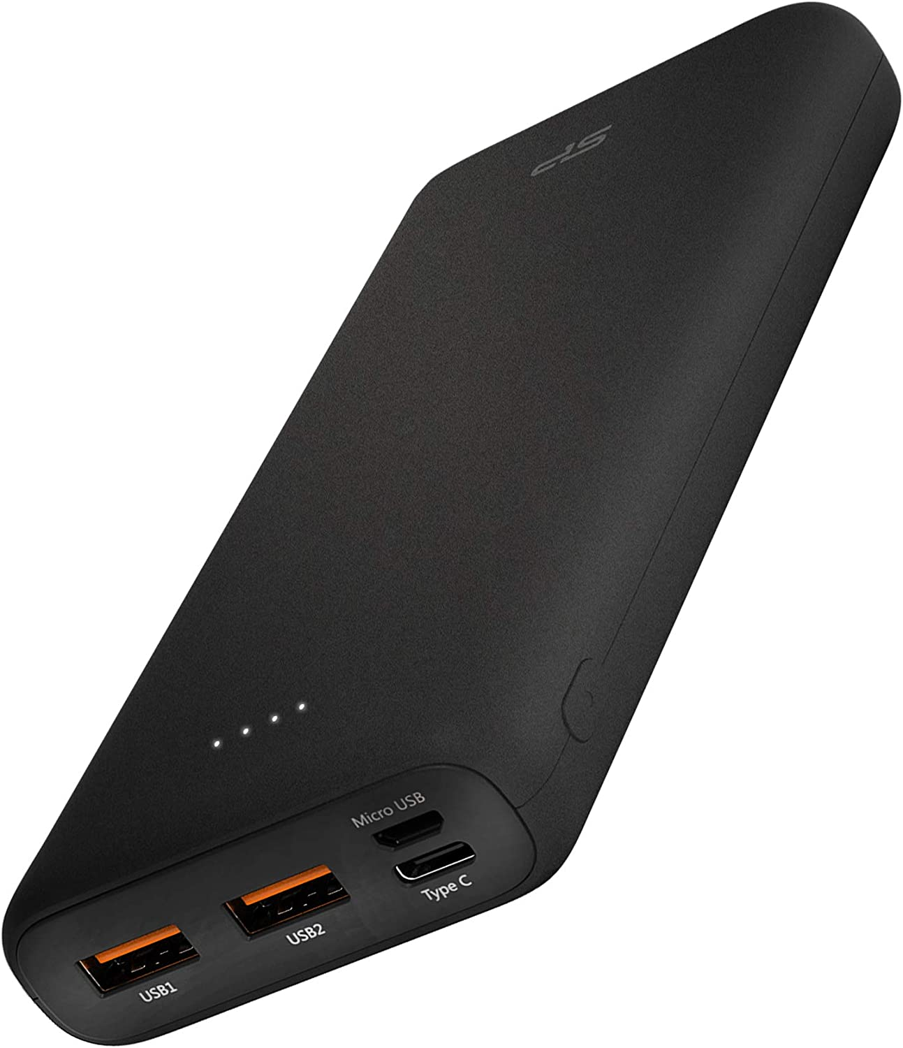 Silicon Power A55 USB C Power Bank 20000mAh, Portable Charger