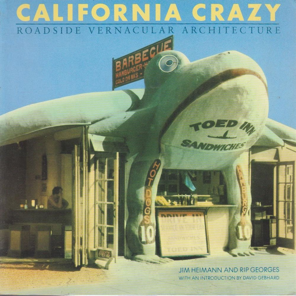 California Crazy Roadside Vernacular Architecture product image