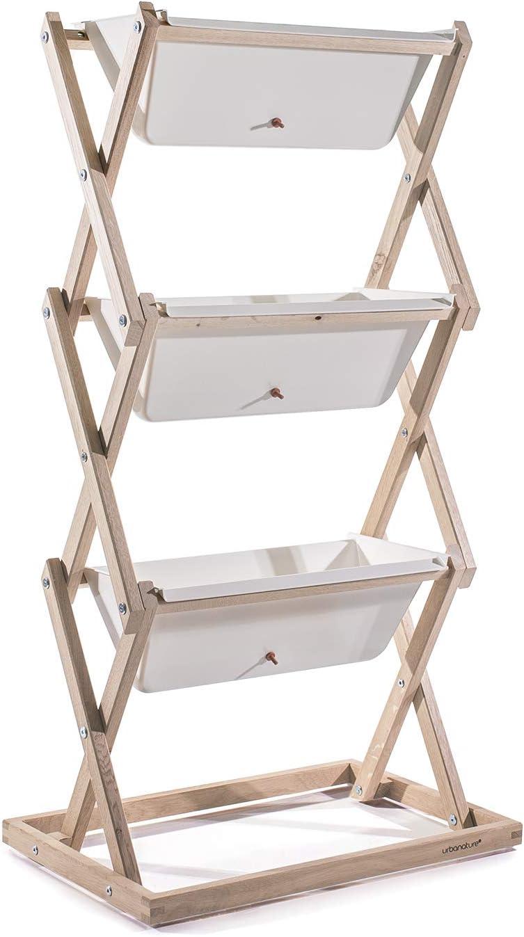 Pflanzgestell pour balcon ou de cuisine, «vertical garden/3 ...