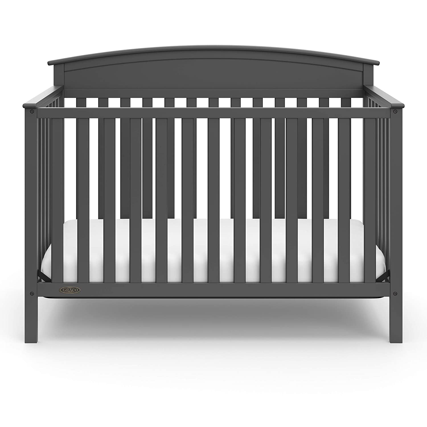 4 In 1 Baby Convertible Cribs White Crib Graco For Sale Best Bed