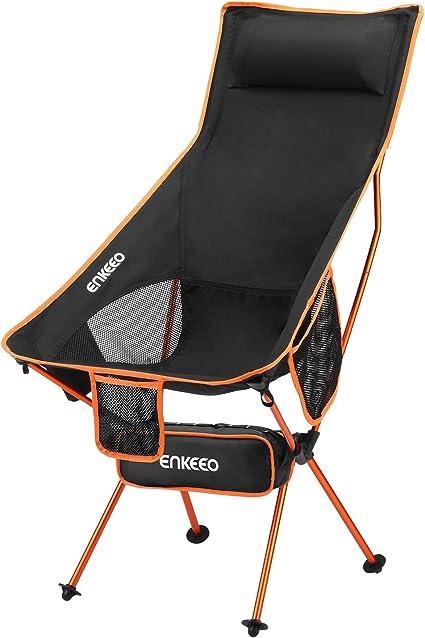 Lightweight Folding Chair Portable Camping  Hiking fishing Seat