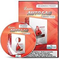 CreativeShift AutoCad 2013 (English) On Screen E Trainer(CD)
