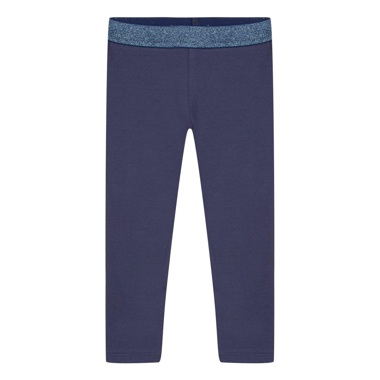 Absorba Boutique Bleu, Legging Bébé Fille 9M24004