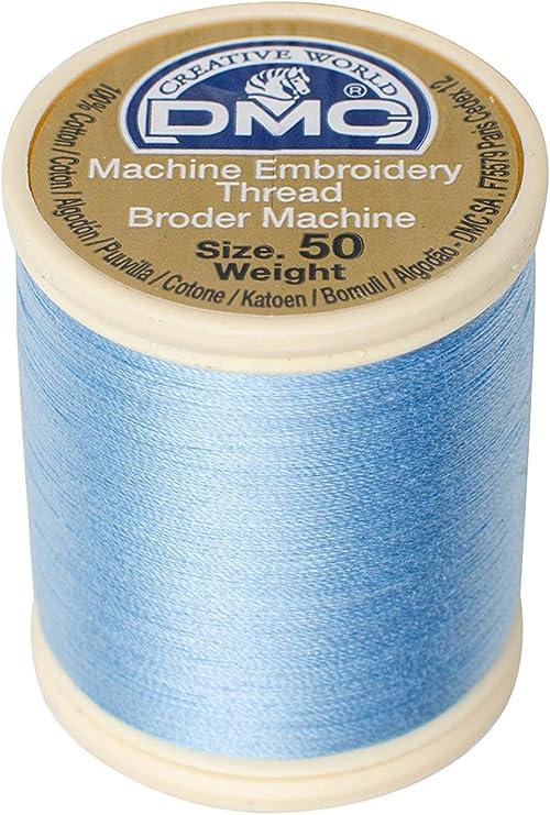 DMC Hilo de algodón 3325 para Bordar a máquina: Amazon.es: Hogar