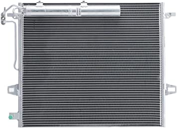 Spectra Premium 7-3478 A//C Condenser for Mercedes-Benz ML350